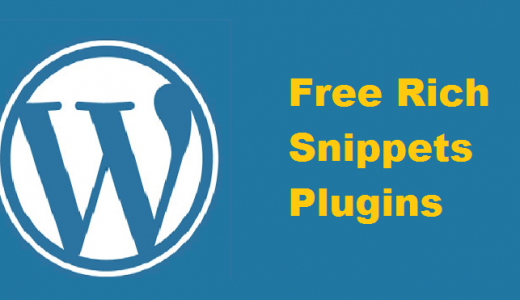 Free Rich Snippets Plugin for Wordpress